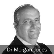 image of Dr Morgan Jones