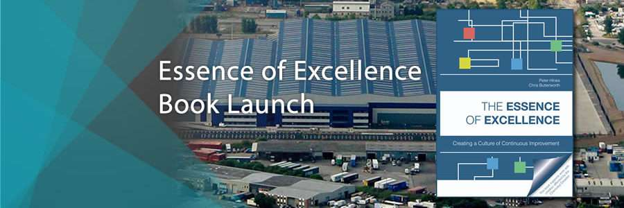 Essence of Excellence Book Launch banner image