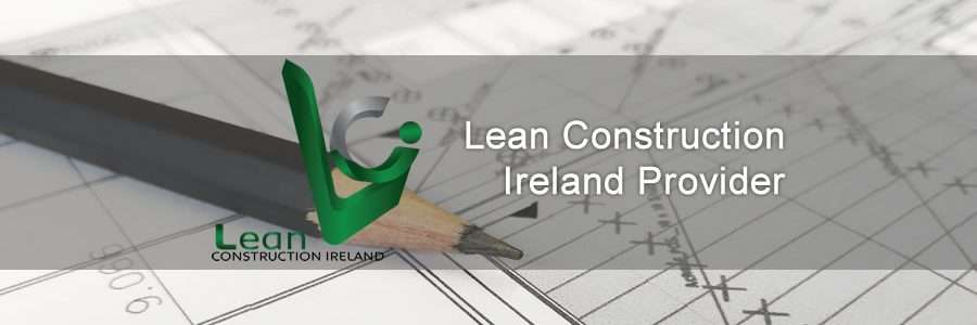 image of pen on lean construction plan