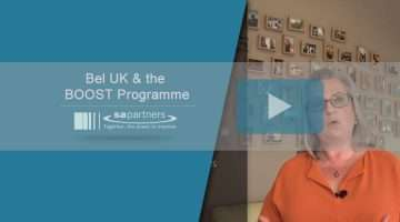 Bel UK Improvement Journey banner
