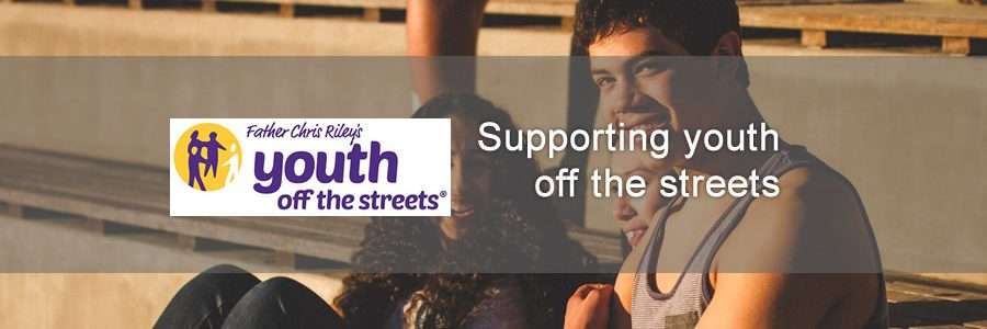 banner image showing youth smiling