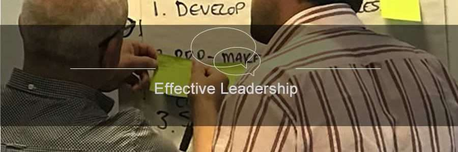 effective leadership skills building exercise