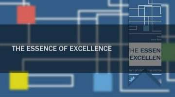 Essence of Excellence book cover