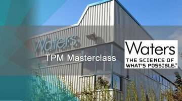Total Productive Maintenance Masterclass banner