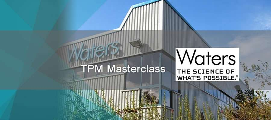 Total Productive Maintenance Masterclass banner