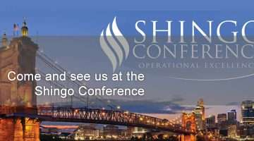 Shingo conference banner