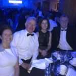 Rosemary Durcan, John Quirke (both S A Partners), Geraldine Murray - Astellas, Richard Burke - Teva