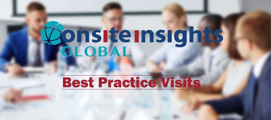 onsite insights news item banner showing logo over the top of a conference picture