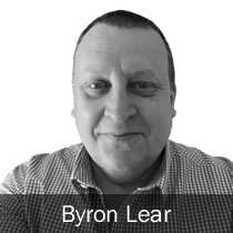 portrait image of Byron Lear