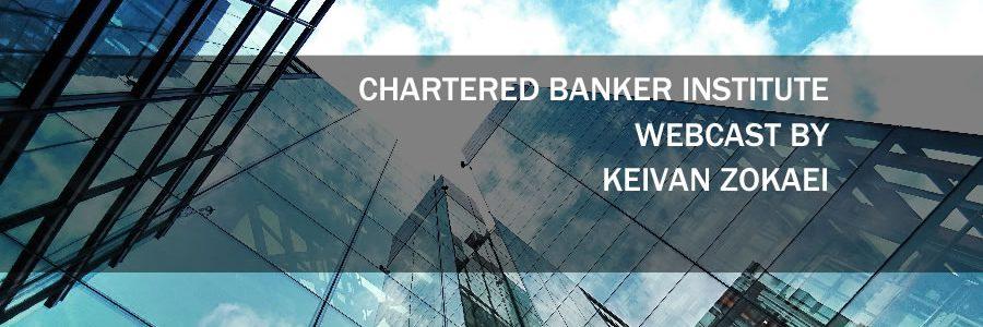 Chartered Banker Inst Webcast banner image
