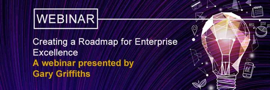 Creating Roadmap Enterprise Excellence banner image