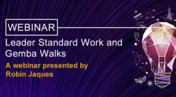Leader Standard Work GEMBA Walks banner image