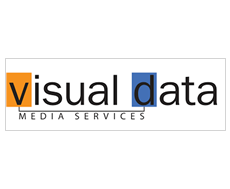 Logo for visual data services