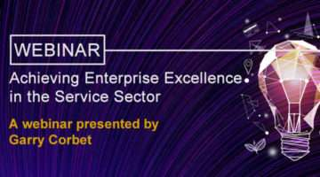 Achieve Enterprise Excellence ServiceSector banner image