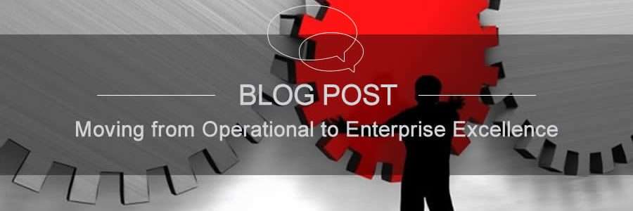 Operational Excellence To Enterprise Excellence banner image