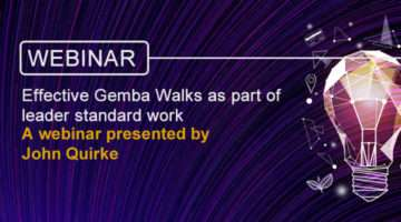 Effective Gemba Walks Leader Standard Work banner image
