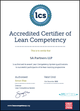 lcs certificate