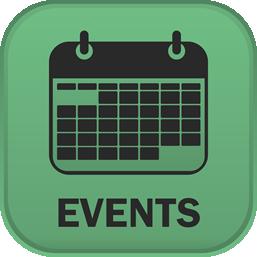 button showing an Shingo events calendar