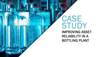 featured image for Asset Reliability Case Study Bottling Plant
